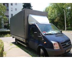 Költöztetés Bútorszállítás Tehertaxi Azonnal Budapesten - http://unioteher.hu/