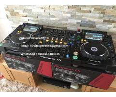 2x Pioneer CDJ-2000NXS2 +  1x DJM-900NXS2 mixer csak 2900EUR