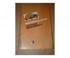 Wartburg 353W Javítási Segédkönyv