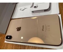 Apple iPhone XS Max - 512 GB - Arany feloldva
