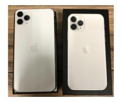 Apple iPhone 11 Pro 64GB = €400,iPhone 11 Pro Max 64GB = €430 , iPhone 11 64GB = €350 ,iPhone XS 64G