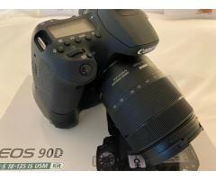 Canon EOS 90D, CANON 850D, Canon 5D Mark IV, Canon 5DS, Canon 6D Mark II, Canon EOS R